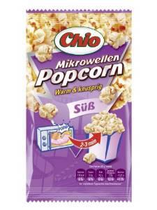 Popcorn selber machen Mikrowelle
