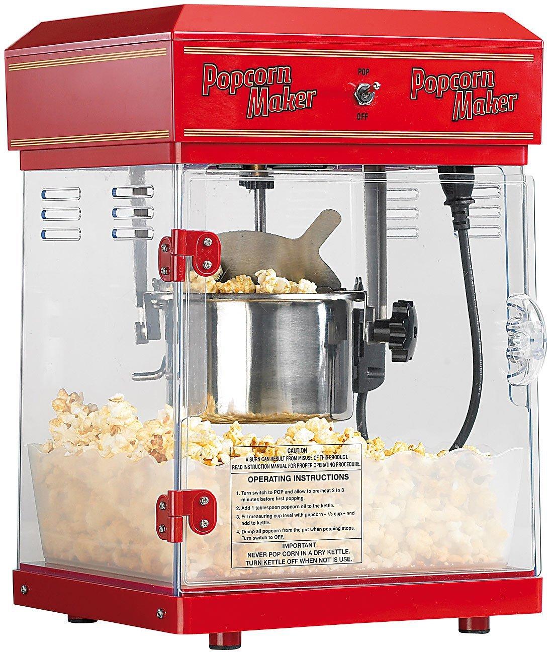Profi Popcorn Maschine